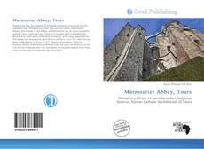 Buchcover von Marmoutier Abbey, Tours