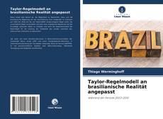 Portada del libro de Taylor-Regelmodell an brasilianische Realität angepasst