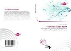 Portada del libro de Tour de France 1999