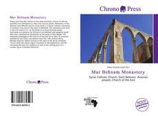 Mar Behnam Monastery kitap kapağı