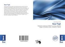 Saul Tigh的封面