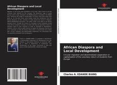African Diaspora and Local Development kitap kapağı