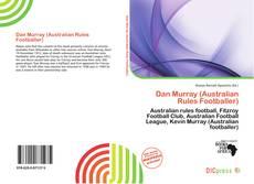 Buchcover von Dan Murray (Australian Rules Footballer)