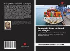 Bookcover of Senegal's international exchanges