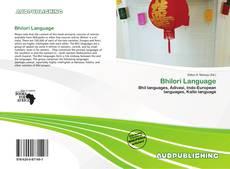 Borítókép a  Bhilori Language - hoz