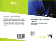 Bookcover of Corpora in Translation Studies