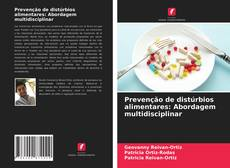 Обложка Prevenção de distúrbios alimentares: Abordagem multidisciplinar