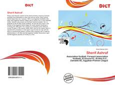 Capa do livro de Sherif Ashraf