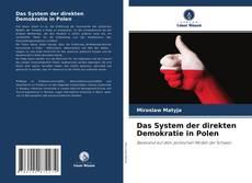Das System der direkten Demokratie in Polen kitap kapağı
