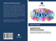 Capa do livro de Autistische Diskursanalyse