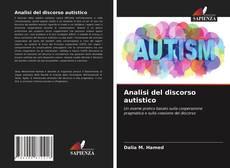 Buchcover von Analisi del discorso autistico