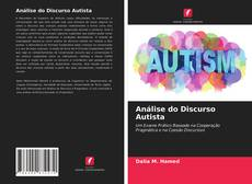 Capa do livro de Análise do Discurso Autista