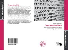 Couverture de Cooperative Web