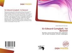 Обложка Sir Edward Campbell, 1st Baronet