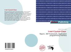 Bookcover of I-net Crystal-Clear
