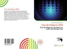 Portada del libro de Tour de l'Algarve 2005
