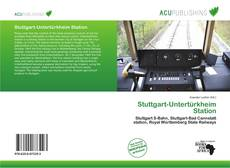 Bookcover of Stuttgart-Untertürkheim Station