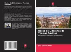 Copertina di Noção de Liderança de Thomas Aquinas