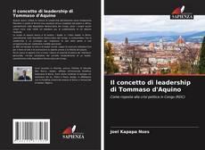 Bookcover of Il concetto di leadership di Tommaso d'Aquino