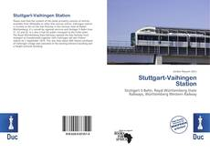 Bookcover of Stuttgart-Vaihingen Station