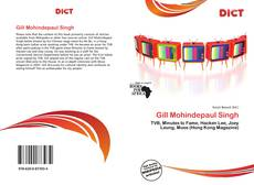 Bookcover of Gill Mohindepaul Singh