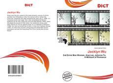 Jacklyn Wu的封面