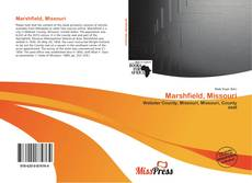 Marshfield, Missouri的封面