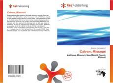 Buchcover von Catron, Missouri