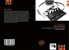 Bookcover of Alice Cocéa