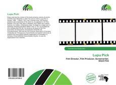 Bookcover of Lupu Pick