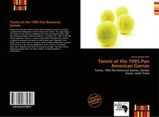 Buchcover von Tennis at the 1995 Pan American Games