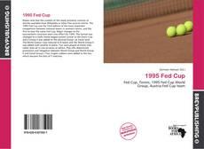 Copertina di 1995 Fed Cup