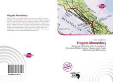 Hogots Monastery kitap kapağı