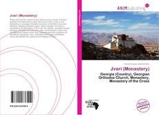 Jvari (Monastery) kitap kapağı