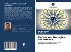 Buchcover von Einfluss von Strategien auf Attribute