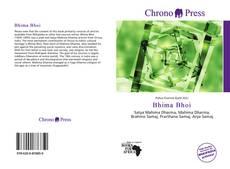 Bookcover of Bhima Bhoi