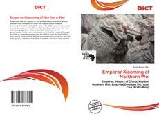 Portada del libro de Emperor Xiaoming of Northern Wei