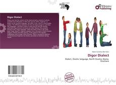 Bookcover of Digor Dialect