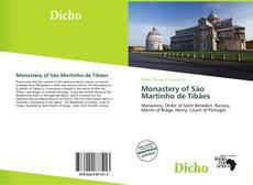 Bookcover of Monastery of São Martinho de Tibães