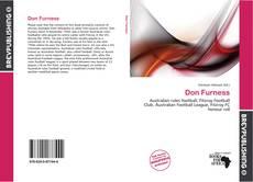 Portada del libro de Don Furness