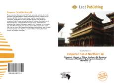 Bookcover of Emperor Fei of Northern Qi