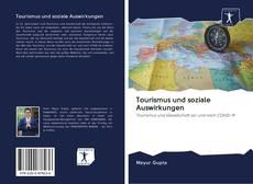Buchcover von Tourismus und soziale Auswirkungen