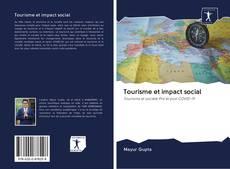 Bookcover of Tourisme et impact social