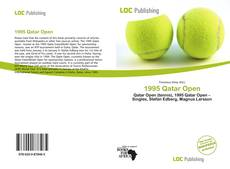 Bookcover of 1995 Qatar Open