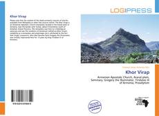 Bookcover of Khor Virap