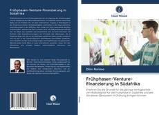 Bookcover of Frühphasen-Venture-Finanzierung in Südafrika