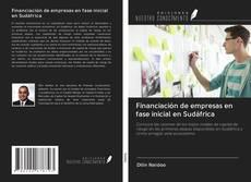 Bookcover of Financiación de empresas en fase inicial en Sudáfrica