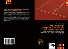 Bookcover of 1995 Newsweek Champions Cup and the State Farm Evert Cup