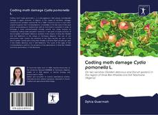 Bookcover of Codling moth damage Cydia pomonella L.