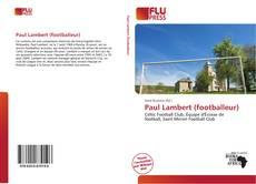 Couverture de Paul Lambert (footballeur)